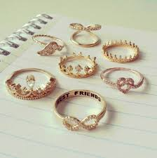 girls fashion rings images Fashion rings for teenage girls google search rings jpg