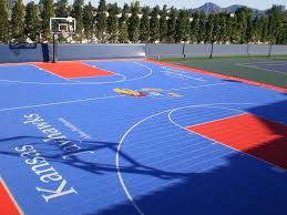 Basketball Court In Backyard Cost by Marvelous Ideas How Much Does A Basketball Court Cost Fetching
