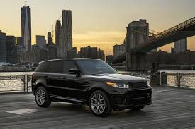 land rover 2015 photo range rover 2015 sport svr us spec black automobile cities
