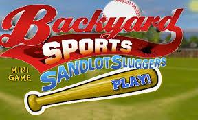 Backyard Sports Sandlot Sluggers Xbox 360 Backyard Sports Home Interior Ekterior Ideas