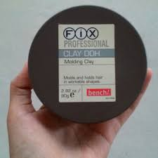 Pomade Fix fix professional pomade clay doh kesehatan kecantikan perawatan