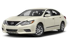 Nissan Altima V6 - 2017 nissan altima new car test drive