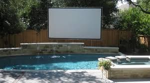 Backyard Projector Screen by Testimonials