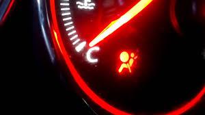 srs light honda civic honda civic coupe 2005 airbag light srs code youtube