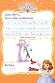 freebie free personalized letter sofia