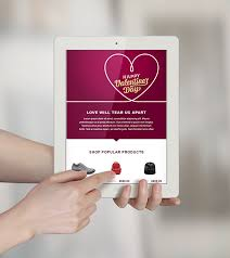 free valentine u0027s day email template to spread the love blog