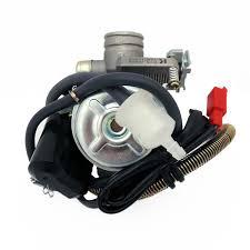 amazon com carburetor assy 150cc 125cc 4 stroke electric choke
