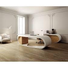 bureau de direction blanc bureau de direction goggle blanc brillant et olivier par babini