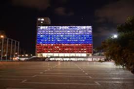 Colors Of Russian Flag Mayor Of Tel Aviv On Twitter
