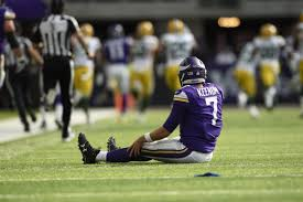 Blind Side Block Penalty Vikings U0027 1st And 40 Was The Longest First Down Since 1997