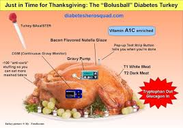 thanksgiving and diabetes