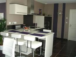 plan de cuisine ouverte sur salle à manger modele de cuisine ouverte sur salle a manger incroyable modele de