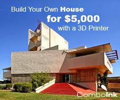 build your own building build your own house for 5 000 using a 3d printer comboink blog