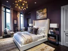 purple bedroom ideas u0026 decor hgtv