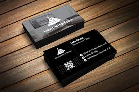 bold upmarket business card design for canvas interior design by