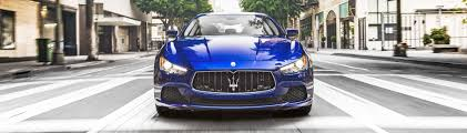 maserati chrome blue 2017 maserati ghibli for lease in austin tx maserati of austin