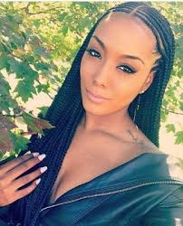 what type of hairstyles are they wearing in trinidad women enjoy wearing box braids because these braids not only allow