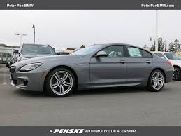 2017 new bmw 6 series 650i gran coupe at peter pan bmw serving san
