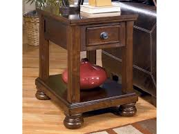 End Tables Sets For Living Room - furniture chairside tables sofa side table with storage
