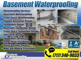 basement waterproofing allentown pa foundation repair bwyp