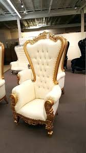 throne chair rental white throne chair wanderfit co