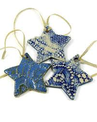 resultado de imagen para ceramic ornaments to make