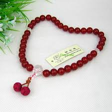 red prayer bead bracelet images Japan menou red agate bracelet malas zen juzu beads wrist rosary jpg