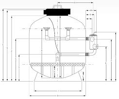 waterco micron side mount filter sm600