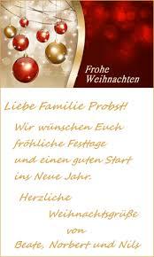 dankspr che weihnachtskarten text privat fotos weihnachtsgruesse
