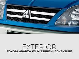 adventure mitsubishi 2017 interior car wars toyota avanza vs mitsubishi adventure toyota motors
