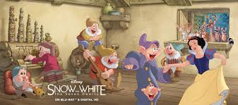 snow white dwarfs disney movies
