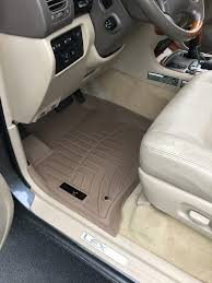 lexus brand floor mats weather tech digital or all weather floor mats any other good