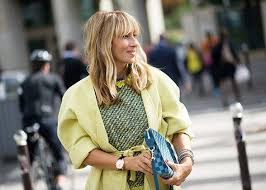 76 best yellow street style images on pinterest paris fashion
