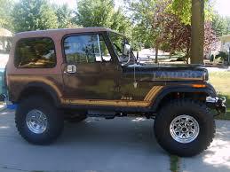 brown jeep renegade jeep cj7 renegade brown image 106