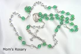 unique rosaries home