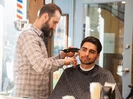 i got a haircut from jack dorsey u0027s barber business insider