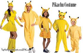 Halloween Costumes Pikachu Pokémon Costumes Pokemon Halloween Costumes Halloween