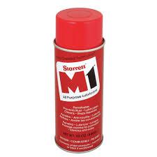 starrett m1 95173 95173 12 oz all purpose lubricant transcat