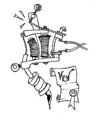 tattoo gun sketch tattoo guns favourites by djsiner on deviantart