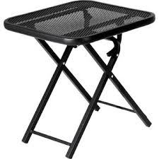 Wrought Iron Mesh Patio Furniture by Jaclyn Smith Wrought Iron Mesh Metal Square Table Limited
