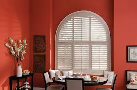 dining room arched window treatments stunning arched window