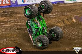 Son Uva Digger And Wheels Take East Rutherford Monster Jam