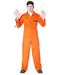 Halloween Jail Costumes Prisoner Suspenders Spirithalloween