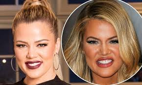 Gross Face Meme - khloe kardashian admits her facial fillers went wrong and made her