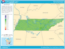 map kentucky lakes rivers map of tennessee lakes streams and rivers