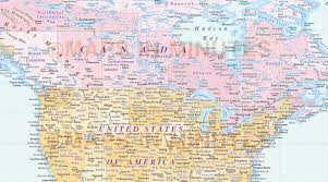 World Map Chicago by Digital Vector World Map With Country Insets Political Gall
