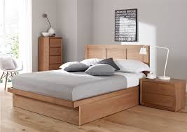 white ash bedroom furniture bedroom interior decor with natural ash wooden bed frame combined
