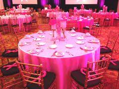 Table Cloth Rental by Table And Chair Rental For Private Birthday Party In Studio City