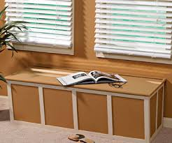 diy under window storage bench plans plans free