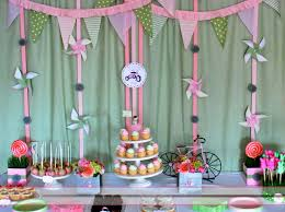 simple ideas for decoration birthday decorating of party